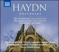 Haydn: Oratorios - Anders Dahlin (tenor); Andreas Karasiak (tenor); Ann Hallenberg (alto); Christine Wehler (alto);...