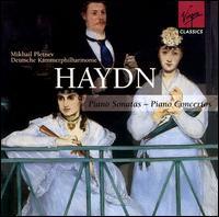 Haydn: Piano Concertos; Piano Sonatas - Mikhail Pletnev (piano); Deutsche Kammerphilharmonie; Mikhail Pletnev (conductor)