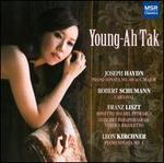 Haydn: Piano Sonata No. 60; Schumann: Carnaval; Liszt: Sonetto 104 del Petrarca; Concert Paraphrase of Verdi's Rigole