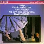 Haydn: Piano Trios, Hob. XV:24, 25, 26 & 27