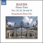 Haydn: Piano Trios Nos. 24, 25, 26 and 31