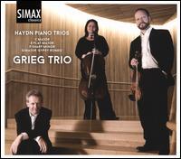 Haydn Piano Trios - Grieg Trio