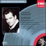 Haydn: Scherzandi Nos. 1-6; Michael Haydn: Flute Concerto; Leopold Hofmann: Flute Concerto