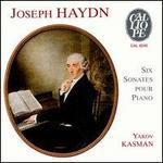 Haydn: Six Piano Sonatas