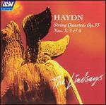 Haydn: String Quartets Op. 33 Nos. 3, 5 & 6