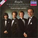 Haydn: String Quartets, Op.76, Nos. 1-3