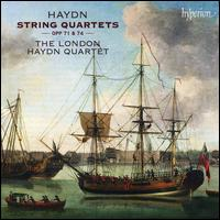Haydn: String Quartets Opp 71 & 74 - London Haydn Quartet