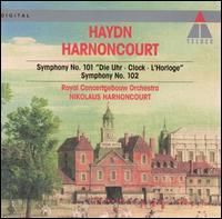 Haydn: Symphonies 101 & 102 - Royal Concertgebouw Orchestra; Nikolaus Harnoncourt (conductor)