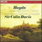 """Haydn: Symphonies 91 & 92 """"Oxford"""""""