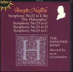 Haydn: Symphonies Nos. 22-25