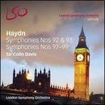 Haydn: Symphonies Nos. 92, 93 & 97-99
