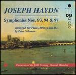 Haydn: Symphonies Nos. 93, 94 & 97