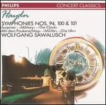 Haydn: Symphonies Nos. 94, 100 & 101