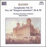 Haydn: Symphonies, Vol. 13 - Nos. 64, 84 & 90