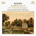 Haydn: Symphonies, Vol. 23