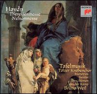 Haydn: Theresienmesse; Nelsonmesse - Ann Monoyios (soprano); Harry van der Kamp (bass); Svetlana Serdar (alto); Tafelmusik Baroque Orchestra;...