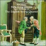 Haydn: Three String Quartets