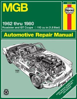 Hayn-MGB 1692-1980: Roadster & GT Coupe - Haynes, John