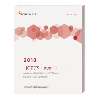 HCPCS Level II Professional 2018 (Softbound) - Optum 360