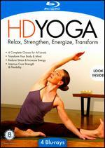 HD Yoga [4 Discs] [Blu-ray]