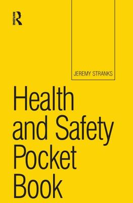 Health and Safety Pocket Book - Stranks, Jeremy