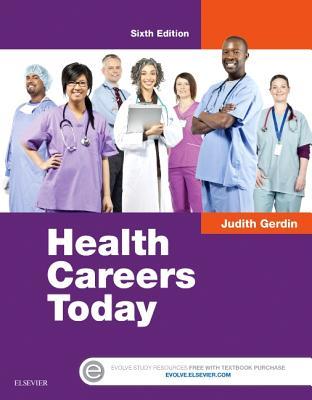 Health Careers Today - Gerdin, Judith