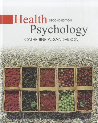 Health Psychology - Sanderson, Catherine A.
