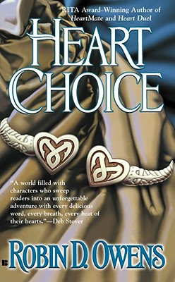 Heart Choice - Owens, Robin D