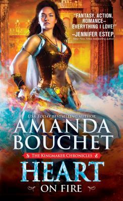 Heart on Fire - Bouchet, Amanda