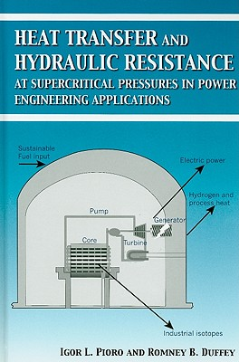 Heat Transfer and Hydraulic Resistance at Supercritical Pressures in Power-Engineering Applications - Pioro, I L