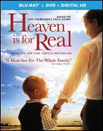 Heaven Is for Real [2 Discs] [Includes Digital Copy] [Blu-ray/DVD] - Randall Wallace