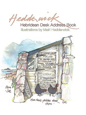 Hebridean Desk Address Book - Hedderwick, Mairi