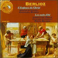 Hector Berlioz: L'engance du Christ, Op.25/Les Nuits D'été, Op.7 - Bernard Zighera (harp); Cesare Valletti; Cesare Valletti (tenor); Doriot Anthony Dwyer (flute); Florence Kopleff (contralto);...