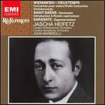 Heifetz Performs Wieniawski, Vieuxtemps, Saint-Saëns & Sarasate