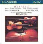 Heifetz Plays Brahms, Bach, Mozart