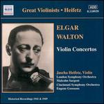 Heifetz Plays Walton