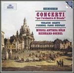 "Heinichen: Concerti ""per l'orchestra di Dresda"""