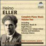 Heino Eller: Complete Piano Music, Vol. 2