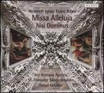 Heinrich Ignaz Franz Biber: Missa Alleluja; Nisi Dominus