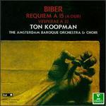 Heinrich Ignaz Franz Biber: Requiem A 15/Vesperae A 32 - Anne Grimm (soprano); Els Bongers (soprano); Kai Wessel (alto); Kees-Jan de Koning (bass); Marcel Reijans (tenor);...