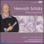 Heinrich Sch�tz: St. John Passion