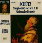 Heinrich Schütz: Symphoniae sacrae 1 & 2; Weihnachtshistorie