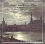 Heinrich von Herzogenberg: Missa Op. 87
