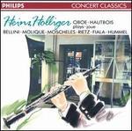 Heinz Holliger, Oboe Plays Bellini, Molique, Moscheles, Rietz, Fiala, Hummel