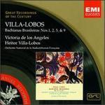 Heitor Villa-Lobos: Bachianas Brasileiras Nos. 1, 2, 5 & 9