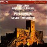 Heitor Villa-Lobos, Mario Castelnuovo-Tedesco: Guitar Concertos; Joaqu�n Rodrigo: Sones en la Giralda