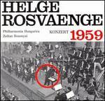 Helge Rosvaenge in Concert 1959