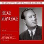 Helge Rosvaenge: Tenor