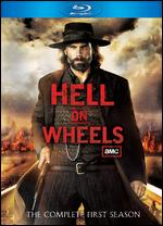 Hell on Wheels: The Complete First Season [3 Discs] [Blu-ray] -