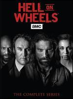 Hell on Wheels: The Complete Series [9 Discs]